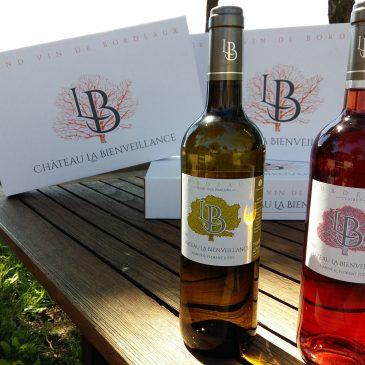 Nos vins Blanc et Clairet à la vente